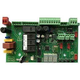 CAME-ZLB38 akkumulátor csatlakoztató és töltő panel, beépített vezérléssel