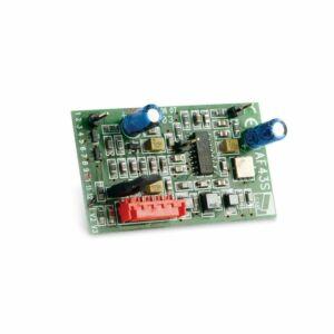 AF43S frekvenciakártya, 433,92MHz