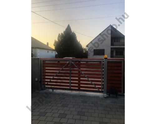 Lakossági úszó kapu