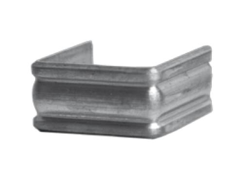 Bilincs 12x12mm hidegen hajlítható 14x2mm