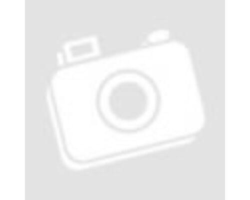 Pálcára húzható kovácsolt oszlopdísz 67x45mm, lyuk átmérője 16,5x16,5mm