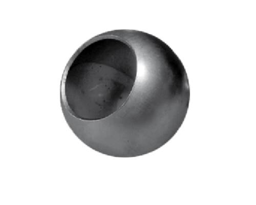 Üreges golyó sima átmérője 60mm, lyuk: 30,3mm