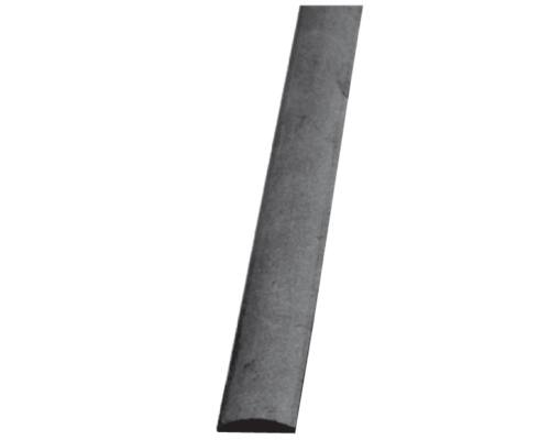 Kovácsoltvas korlátkapaszkodó domború 40x8x3000mm