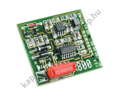 CAME-R800 kiegészítő panel
