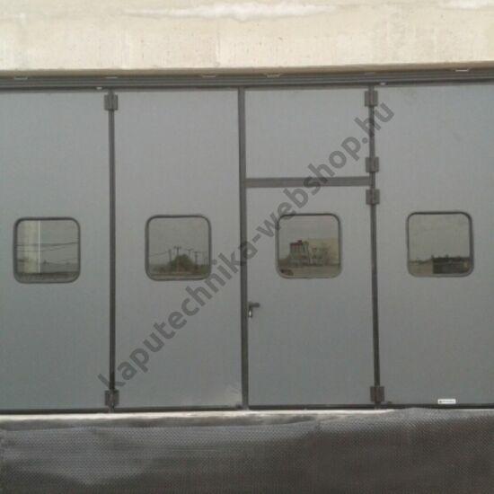 Adona lapozókapu kis ablakkal