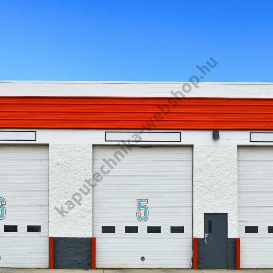 Egyedi ipari szekcionált garázskapuk