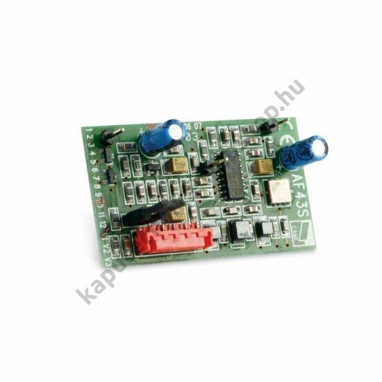 AF86SR ugrókódos frekvenciakártya