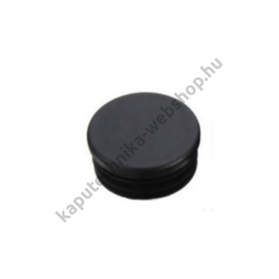 Műanyag furatlezáró 26mm átmérővel (ajánlott belső lyukméret 22-26mm)