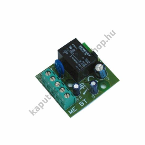BFT-Elektromos zár vezérlő