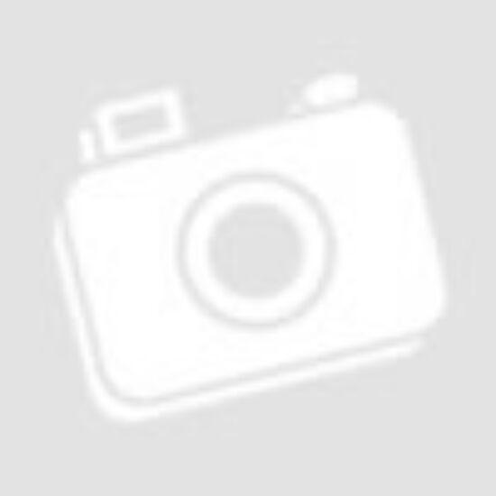 Pálcára húzható kovácsolt oszlopdísz 67x45mm, lyuk átmérője 14,5x14,5mm