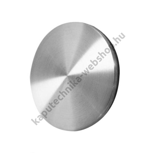 Rozsdamentes natúr korong, AISI304, ø42,4x2mm