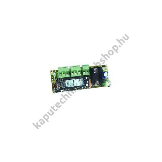 CAME-ZLB35 akkumulátor csatlakoztató és töltő panel